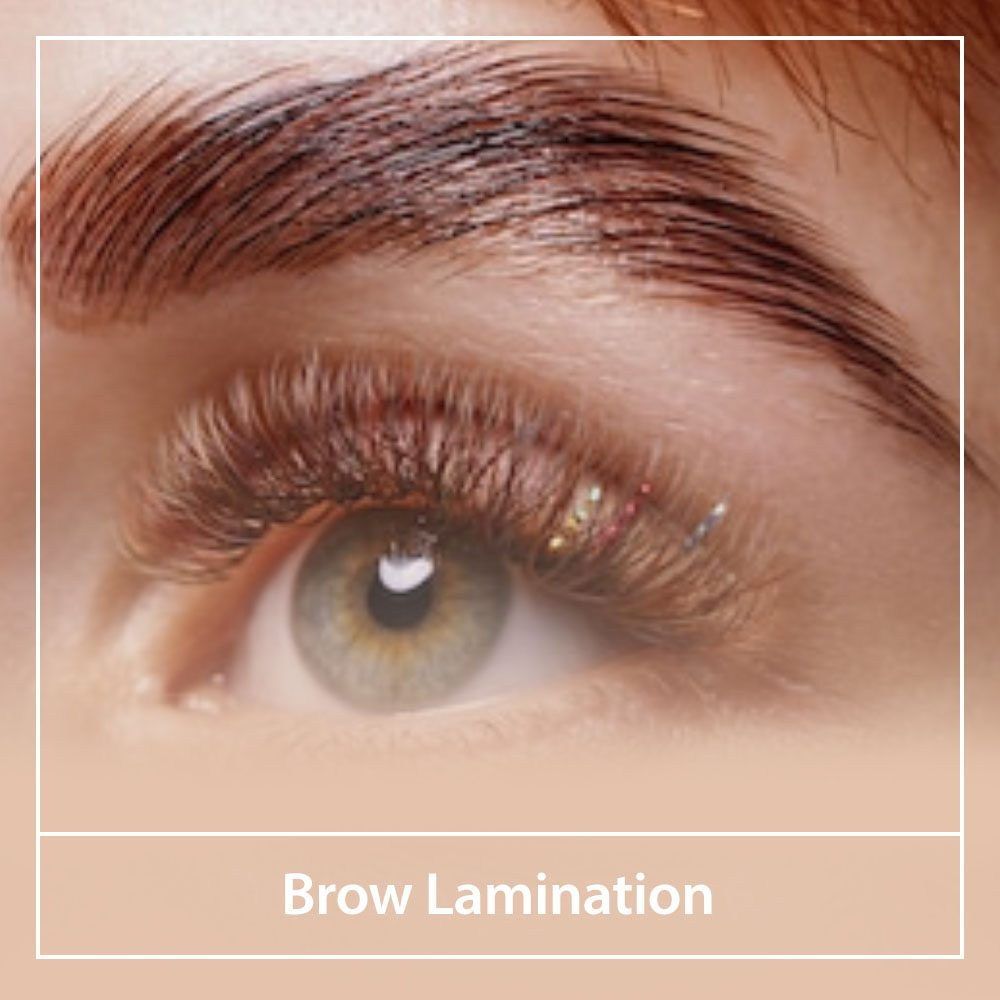 Eye Brow Lamination
